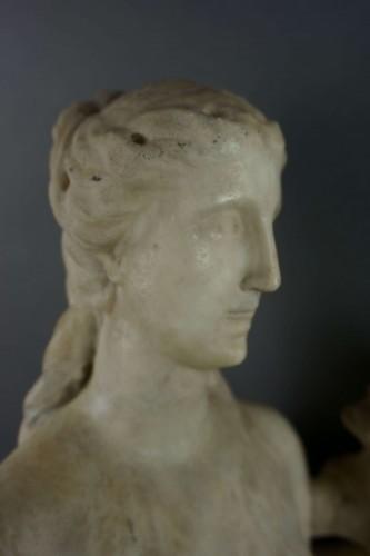 Sculpture  - Flora, Marble Sculpture, Florence, late 16th Century