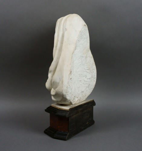 17th century - 17th century Tuscany School -  Bust of the Virgin