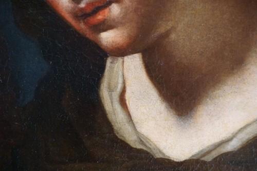 Antiquités - Giovanni Andrea de Ferrari (Genoa, 1598-1669) - he Holy Family