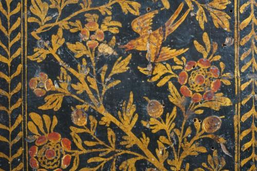 Lacquered Venetian Cabinet Persian Decor late 16th century -