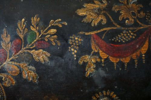 Renaissance -  17th century Italian Venetian lacquer casket box