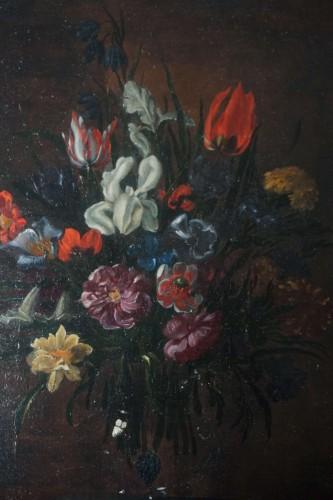 Paintings & Drawings  - Still Life Flower Jug - Giuseppe Recco (1634-1695)