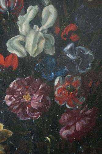 Still Life Flower Jug - Giuseppe Recco (1634-1695) - Louis XIV
