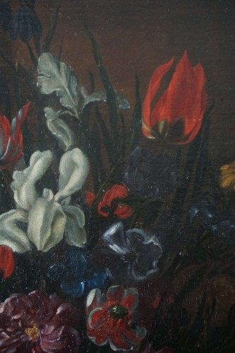 Louis XIV - Still Life Flower Jug - Giuseppe Recco (1634-1695)