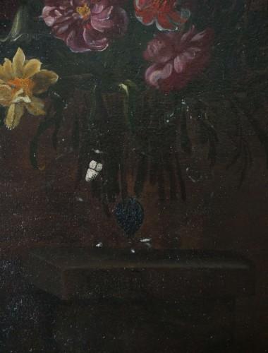 Antiquités - Still Life Flower Jug - Giuseppe Recco (1634-1695)