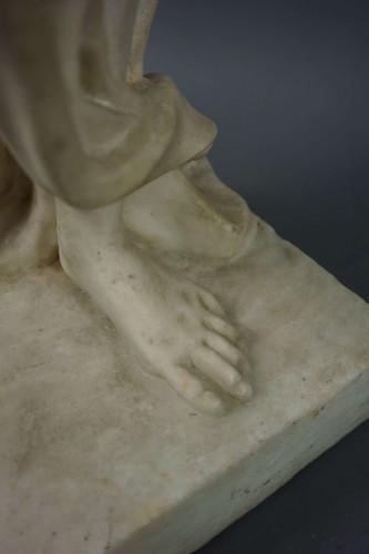 Renaissance - 16th century Florentine Marble Sculpture
