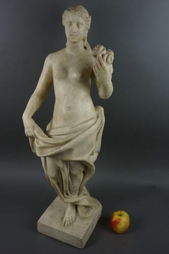 Antiquités - 16th century Florentine Marble Sculpture