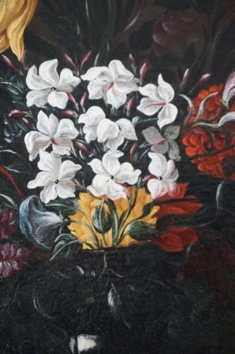 Flower Vase Tommaso Salini workshop(1575-1625) - Paintings & Drawings Style Louis XIII