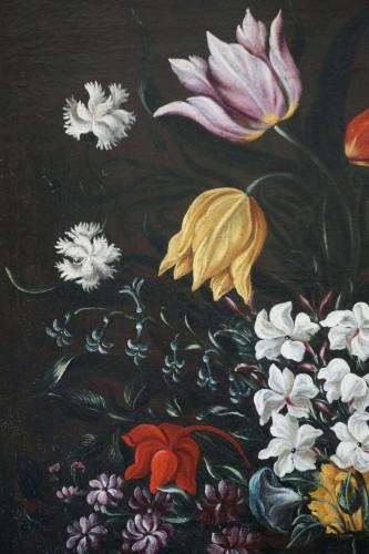 Paintings & Drawings  - Flower Vase Tommaso Salini workshop(1575-1625)