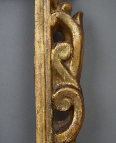 Decorative Objects  - Venetian Sansovino Carved And Gilded Wood Frame 18th