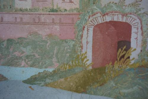 18th century - 18th century Pair 0f Scagliola Panels
