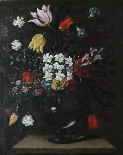 Giacomo Recco (1603-1653) -  Still life
