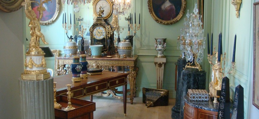 Antiquaire Antiquaires Balzeau & Brion