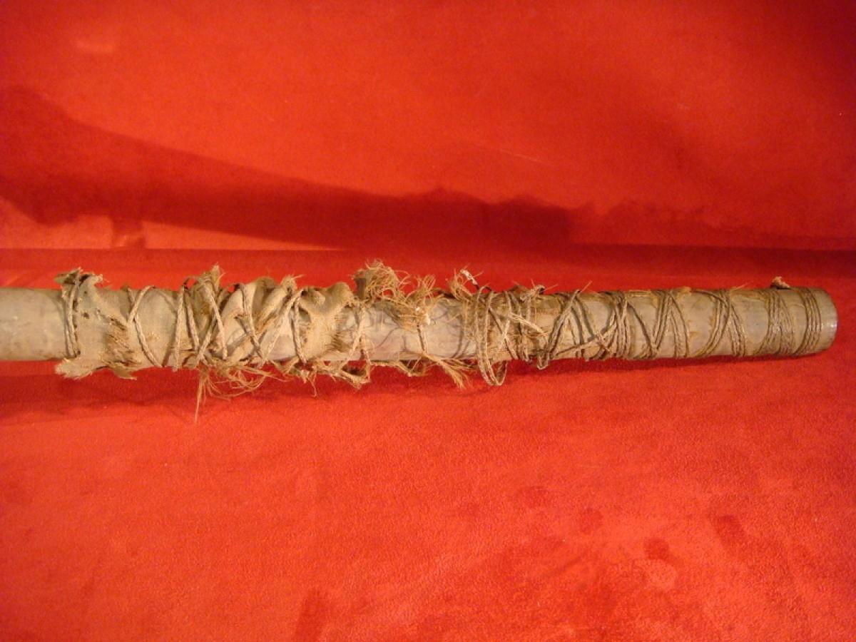 37c5d5e5957 Massue Casse tête Kanak Nouvelle Calédonie - XIXe siècle - N.64979