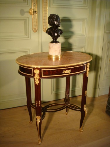 Napoléon III - Table Gueridon de salon