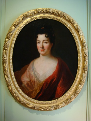 Paintings & Drawings  - Quality Woman Portrait - French School of the 18th Century