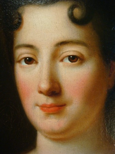 Louis XV - Quality Woman Portrait - French School of the 18th Century