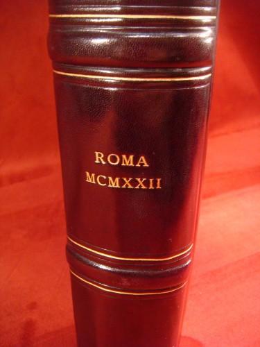 - Large book on Italian bronzes - Barsanti
