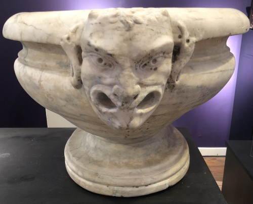 A marble wine-cooler  - Decorative Objects Style Renaissance