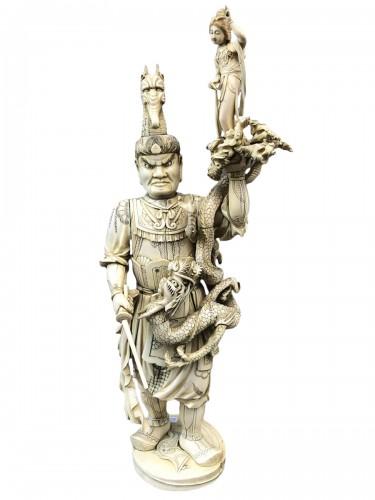 Okimono Meiji Period