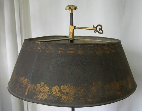 A 'lampe bouillotte ' Period last decade of the 18th century  -