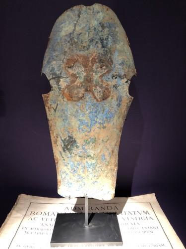 Rare Greek chamfron -