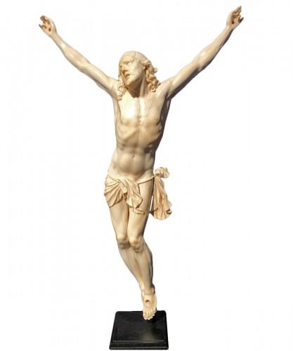 Ivory Christ 17th century