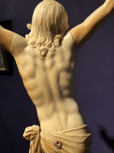 Ivory Christ 17th century -