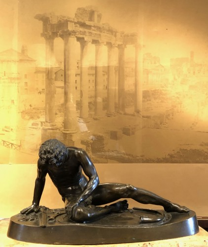 DYING GAUL - Sculpture Style