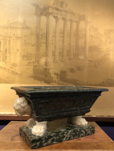 Inkwell Souvenir of the Grand Tour - Decorative Objects Style
