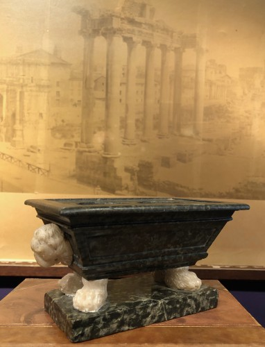 19th century - Inkwell Souvenir of the Grand Tour