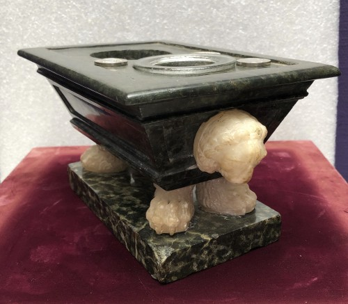 Inkwell Souvenir of the Grand Tour -