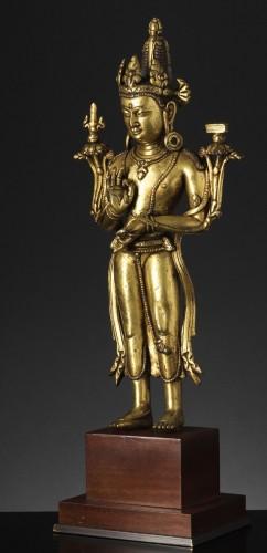 Asian Works of Art  - Manjushri