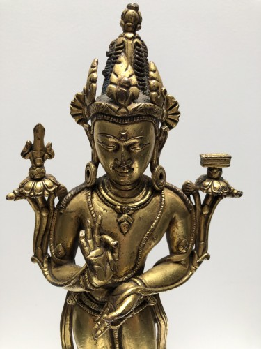11th to 15th century - Manjushri