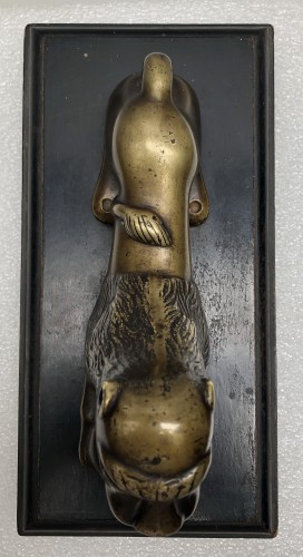 <= 16th century - North Italian Door Knocker