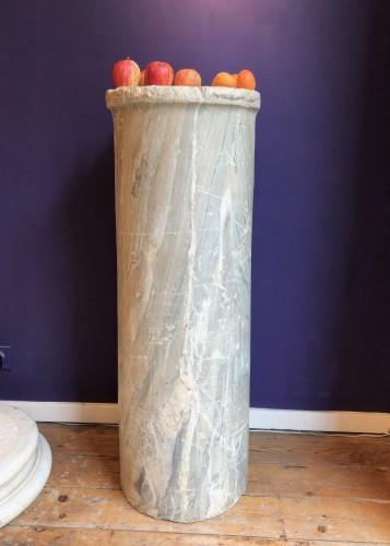 BC to 10th century - Roman Marble Column