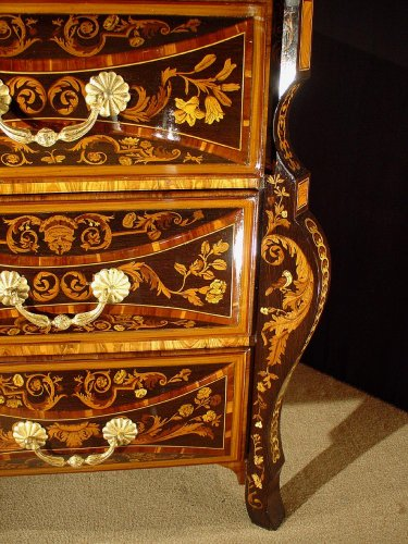 Commode XVIIe siècle Louis XIV - Mobilier Style Louis XIV
