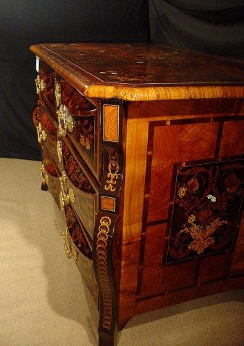 17th century - 17th c. louis xiv mazarine commode