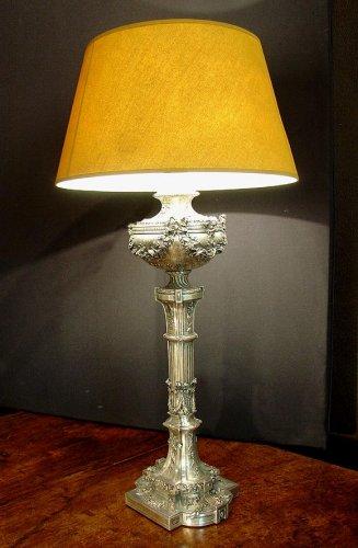 19th century napoleon iii  lamp