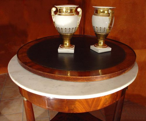 Empire - Empire 19th century center table