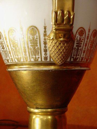 19th century - 19th  Empire Vases
