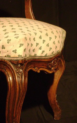 French Louis XV Armchair -
