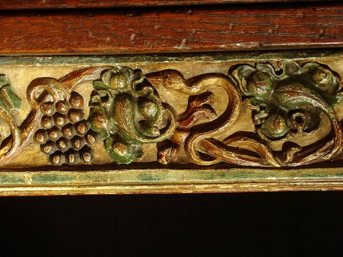 Antiquités - French 17th century Table, from Burgundy