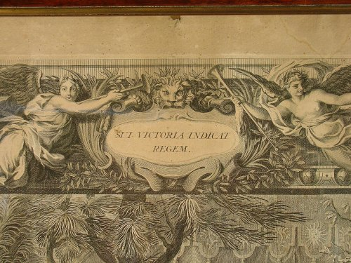 18 th C. Engravings by Picart and Charles Le Brun -