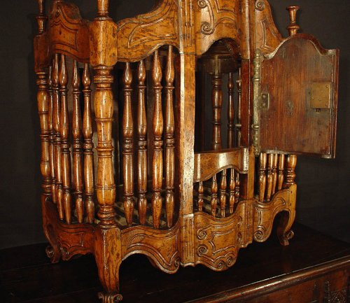 18th century French Panetiere from Provence -