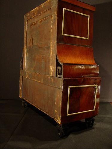 Furniture  - Small late 18th century  desk's cabinet