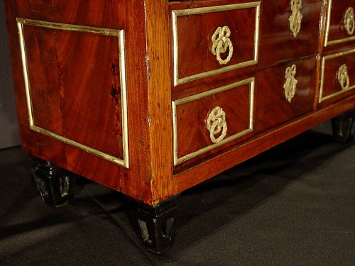 18th century - Small late 18th century  desk's cabinet