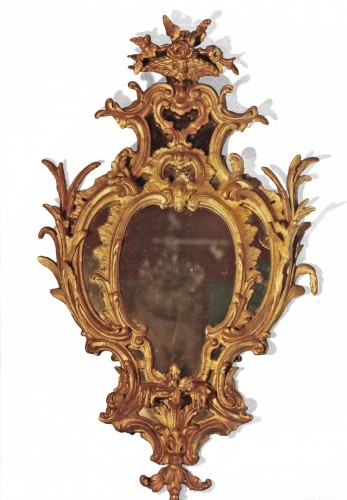 English George III mirror