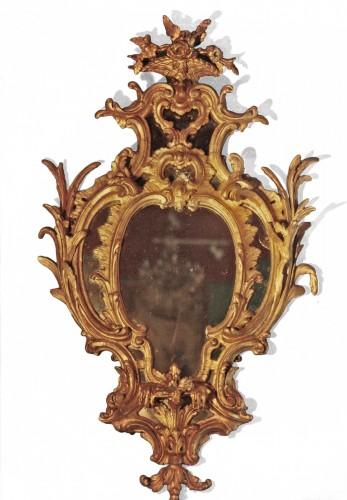 English George III mirror