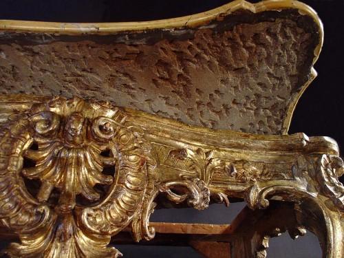 18th century - Italian Console18th century
